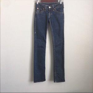 True Religion Jeans / Straight / Sz 25